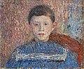 (Albi) Portrait de Louis Jaurès 1905 Henri Martin Huile sur toile - MTL.inv.MOD.318.jpg