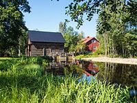 Äijän mylly, old mill in Koski, Kullaa, Ulvila, Finland.jpg