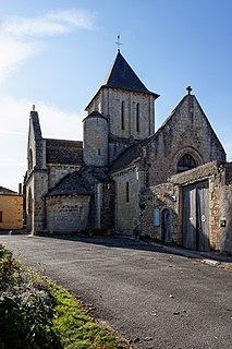 Marnes, Deux-Sèvres Commune in Nouvelle-Aquitaine, France