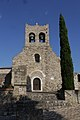 Église Saint-Saturnin de Montesquieu-des-Albères - Façade ouest.jpg