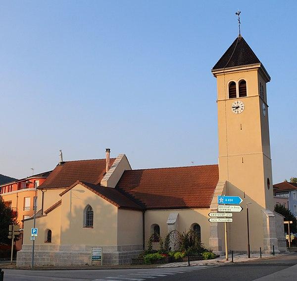 Photo de la ville Bellignat