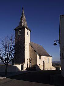 Église de Mérilheu (Hautes-Pyrénées, France).JPG