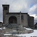 Église de Montarcher-Vue du Parvis-20130203.jpg