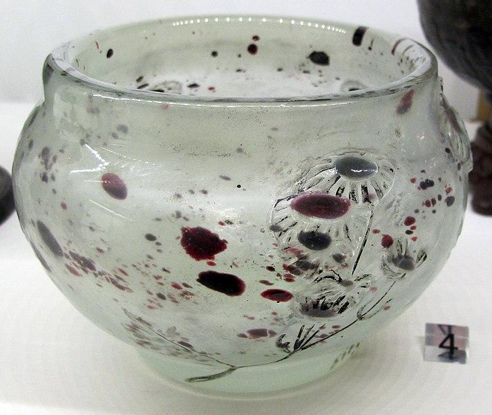 Fichier mile gall vaso nancy 1889 jpg wikip dia for Vaso galle