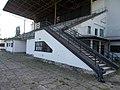 Építők Sport Club stadium, grandstand stairs, People's Park, 2016 Kőbánya.jpg
