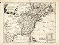États-Unis de l'Amérique septentrionale avec les Isles Royale, de Terre Neuve, de St. Jean, l'Acadie etc. LOC 74692887.jpg