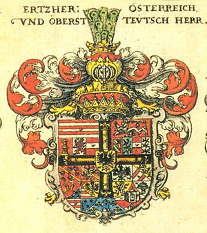 Wappen des Erzherzogtums Österreich
