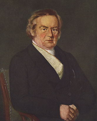 Anders Sandøe Ørsted - Portrait by Christian Albrecht Jensen