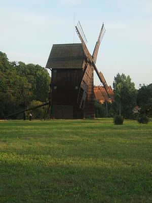 Śmigiel - Windmill in Śmigiel