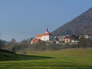 Šenturška Gora Place in Upper Carniola, Slovenia