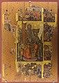 Γεώργιος Καστροφύλακας - Άγιος Χαράλαμπος και σκηνές από τον βίο του 7715.jpg