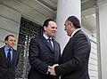 Συνάντηση ΥΠΕΞ Δ. Δρούτσα με ΥΠΕΞ Αζερμπαϊτζάν E. Mammadyarov - Meeting of FM D. Droutsas and Azeri FM E. Mammadyarov (5476009733).jpg