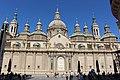 Базилика-де-Нуэстра-Сеньора-дель-Пилар (Nuestra Señora del Pilar Basilica) - panoramio.jpg