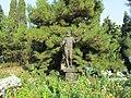 Бог виноделия Бахус. НСЗШВ. Новый Свет. Крым. Август 2010 - panoramio.jpg