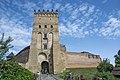 В'їзна (Надбрамна) башта замку Луцьк.jpg