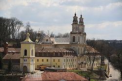 комплекс Бучацького монастиря ЧСВВ