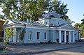 Госпиталь Верх-Исетского завода, восточный павильон, ВИЗ-бульвар,9 6.JPG
