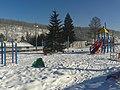 Детская площадка в п. Выезжий Лог. - panoramio.jpg