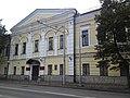 Здание 2-й мужской гимназии, где учился Н.Бауман (г. Казань, Л.-Булачная, 48 - Г.Камала, 1) - 1.JPG
