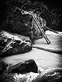 "Лумшоры. Возле водопада ""Соловей"" - panoramio.jpg"