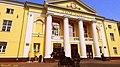 Лялечны тэатр у цэнтры Гомеля ... The Puppet theater in the center of Gomel - panoramio.jpg