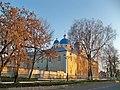 Монастирські келії (мур.), Червоноград.JPG