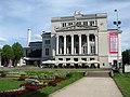 Национальная Опера, Рига, 2012 Riga, Latvian National Opera - panoramio.jpg