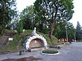 Оборонительные сооружения Смоленска, Лопатинский сад, валы и бастионы.jpg