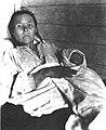 Одна из первых родильниц Казымской культбазы 1936.jpg