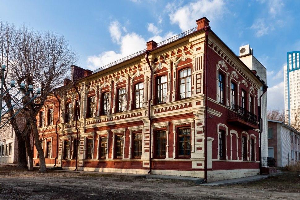 Первая Царицынская синагога. ул. Балахинская д.6