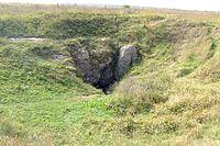 Печера Вертеба Вхід.JPG