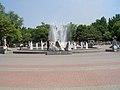 """Площа Маяковького, театральна площа та фонтан """"Жіття"""".jpg"""