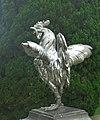 Скульптура петух Дендрарий.jpg