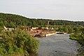 Строительство моста через Ушайку. Июнь 2008..jpg