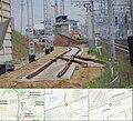 Строительство 4 главного пути Реутово - Железнодорожная (15190140161).jpg