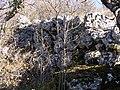 Укріплення Сююрю-Кая.Оборонні мури.JPG