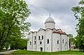 Церковь Иоанна Предтечи на Опоках (1453) в Великом Новгороде.jpg