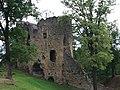 Цесис (Латвия) Руины зАмковой башни - panoramio.jpg