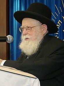 הרב אברהם אלקנה כהנא שפירא בשיעור
