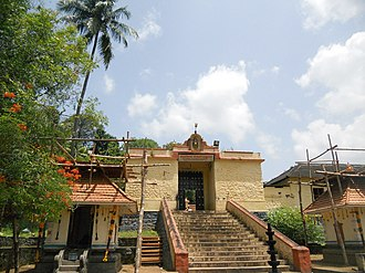 Achankovil - Achankovil temple