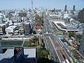 イースト21からの眺め - panoramio (1).jpg