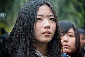 Women in Taiwan - Young women in Taiwan