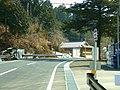 奈良県道20号 樺の木峠付近(平原口バス停) 2012.2.24 - panoramio.jpg