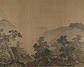明 佚名 (舊傳)夏珪 《長江萬里圖》 (前半卷)-River Landscape After Xia Gui MET DP165825.jpg