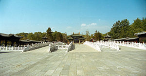 Shu Yu of Tang - The Shrine of Jin dedicated to Shu Yu