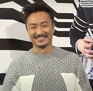 Ronald Cheng Hong Kong singer and actor