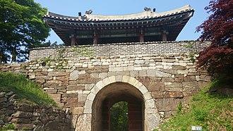 Namhansanseong - Namhansanseong North Gate