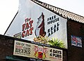 -2018-07-01 Gable end of the Fat Cat public house, West End Street, Norwich, Norfolk.jpg