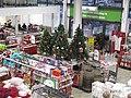-2019-11-07 Christmas display inside Dunelm, Sprowston Retail Park, Norwich.JPG