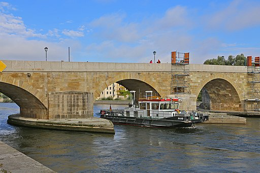00 2265 Regensburg - Steinerne Brücke